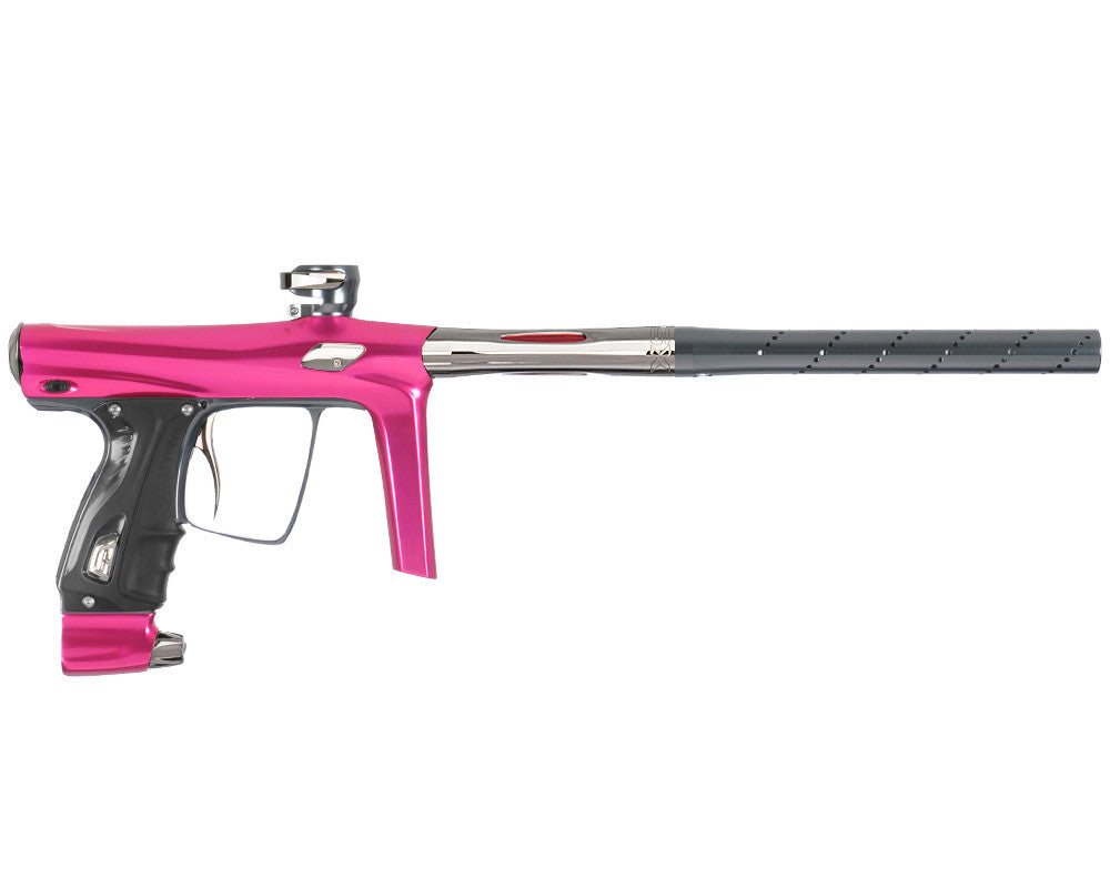 SP Shocker RSX Paintball Gun - Pink/Pewter/T-800