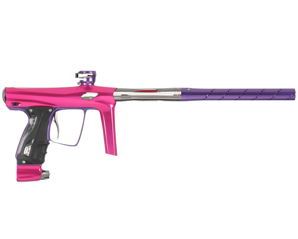 SP Shocker RSX Paintball Gun - Pink/Purple/T-800