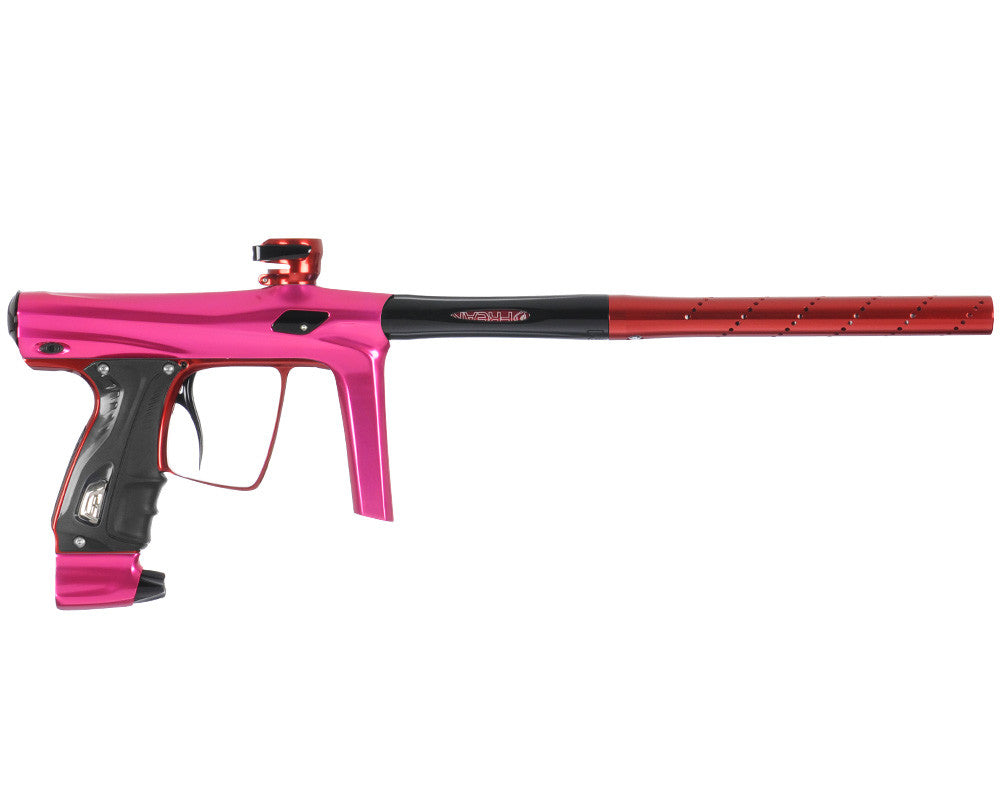 SP Shocker RSX Paintball Gun - Pink/Red/Black