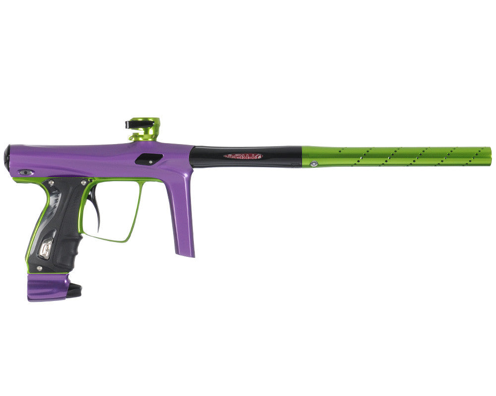 SP Shocker RSX Paintball Gun - Purple/Green/Black