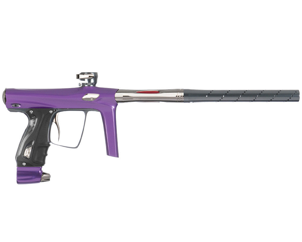 SP Shocker RSX Paintball Gun - Purple/Pewter/T-800