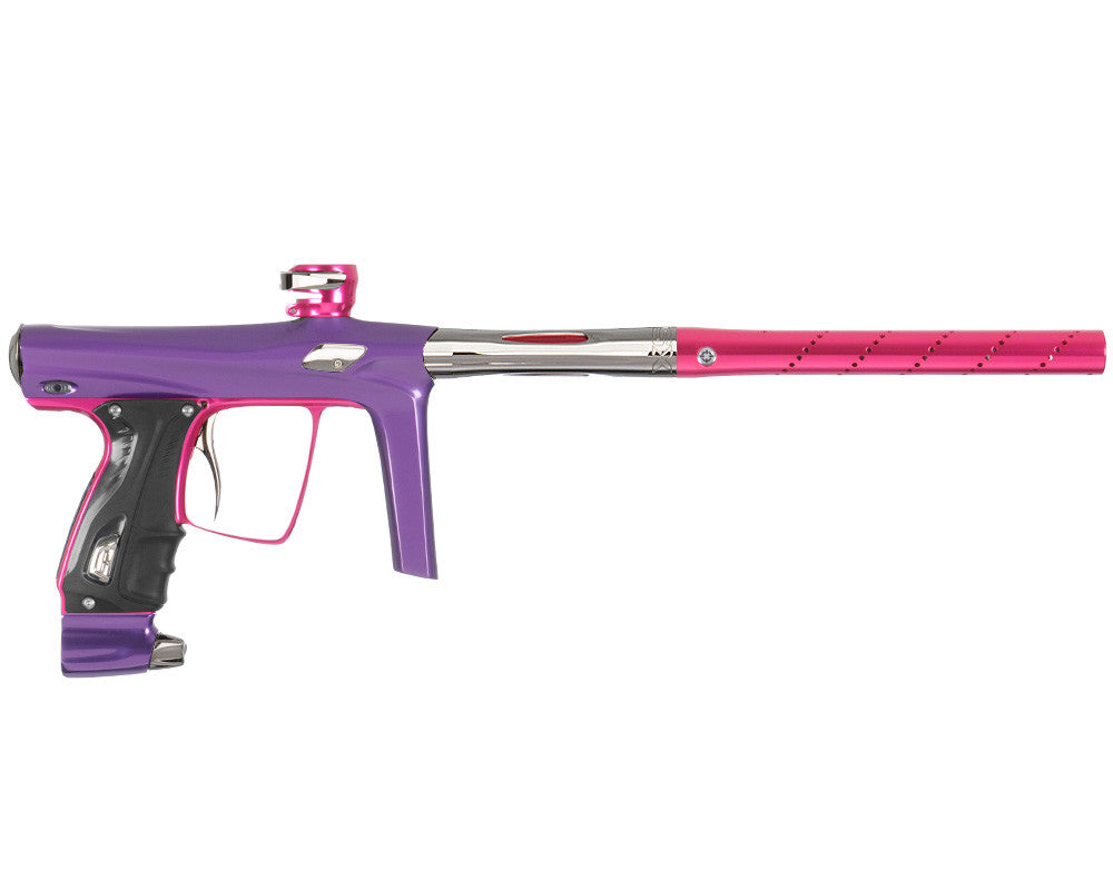 SP Shocker RSX Paintball Gun - Purple/Pink/T-800