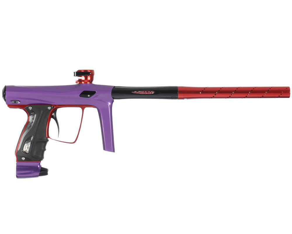 SP Shocker RSX Paintball Gun - Purple/Red/Black