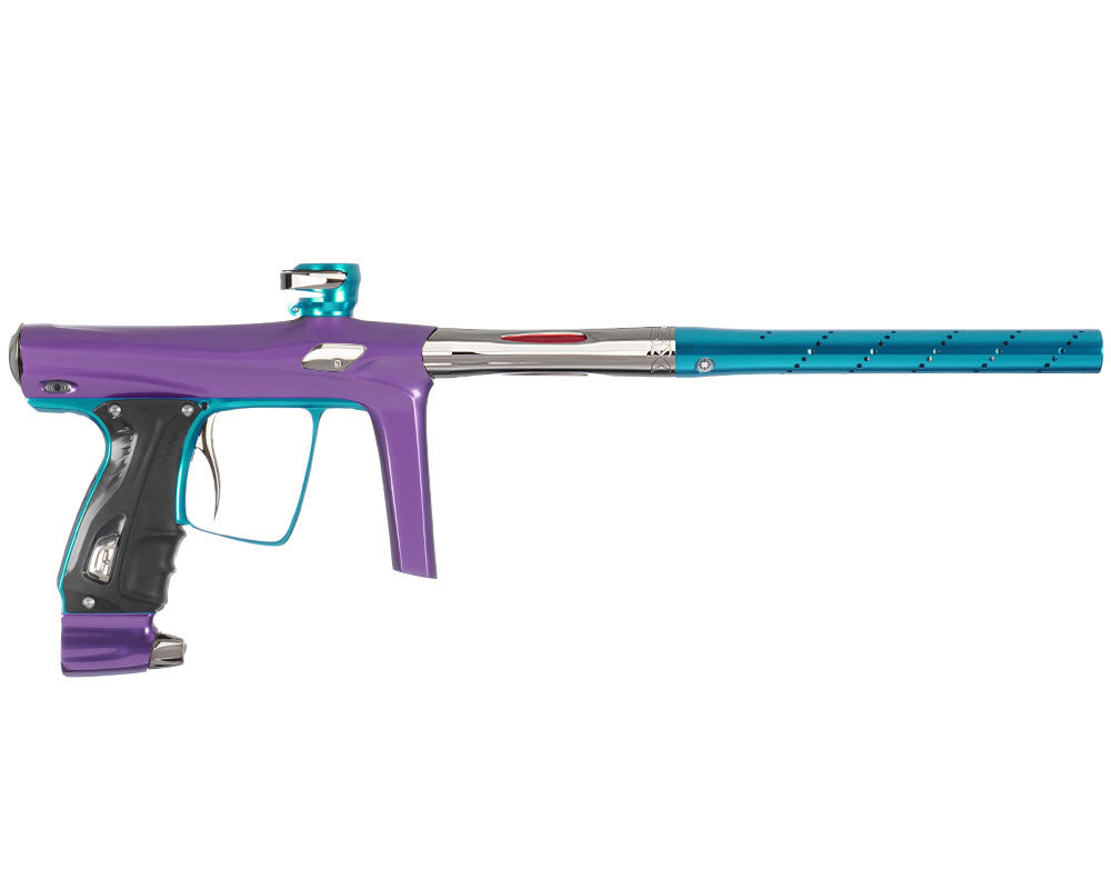 SP Shocker RSX Paintball Gun - Purple/Teal/T-800