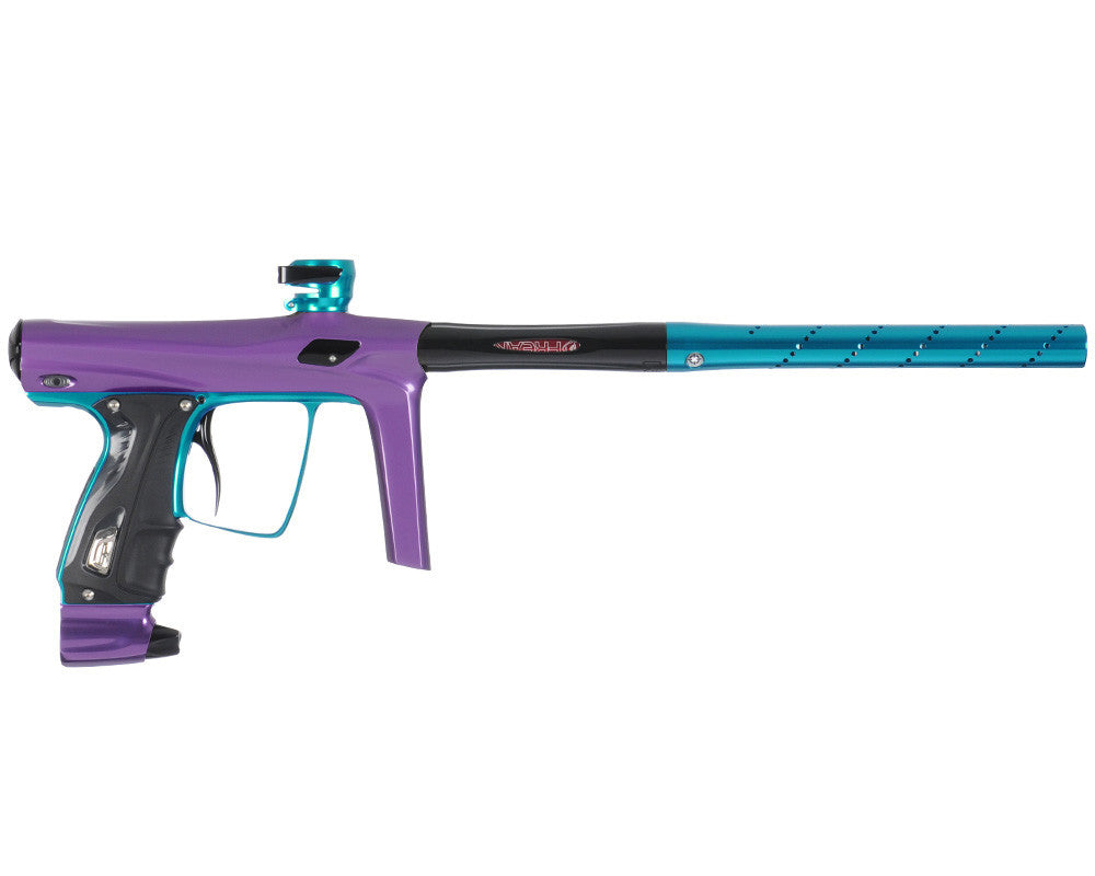 SP Shocker RSX Paintball Gun - Purple/Teal/Black