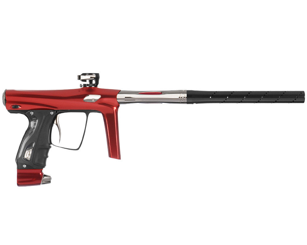 SP Shocker RSX Paintball Gun - Red/Black/T-800