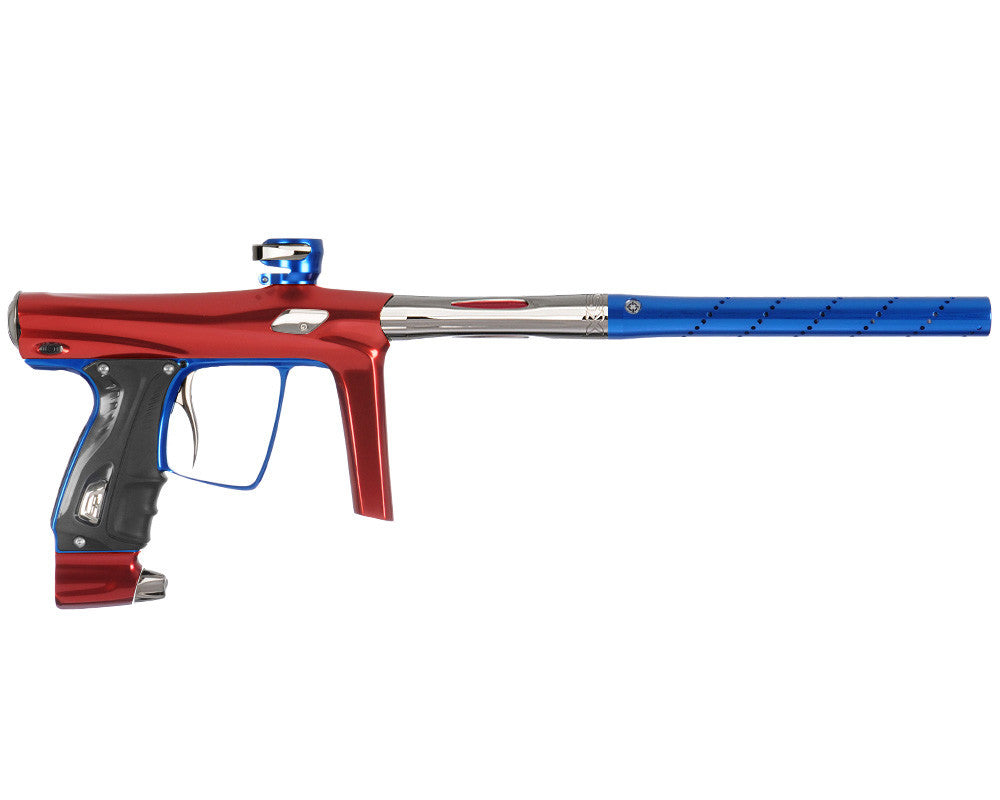 SP Shocker RSX Paintball Gun - Red/Blue/T-800