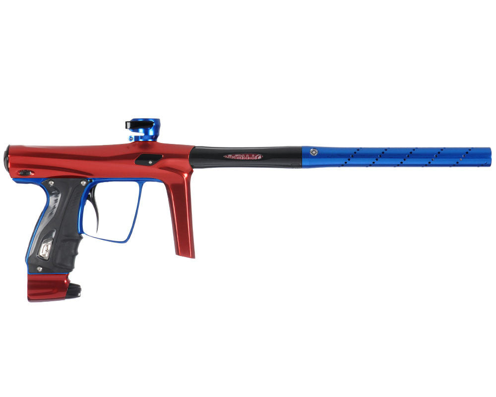 SP Shocker RSX Paintball Gun - Red/Blue/Black