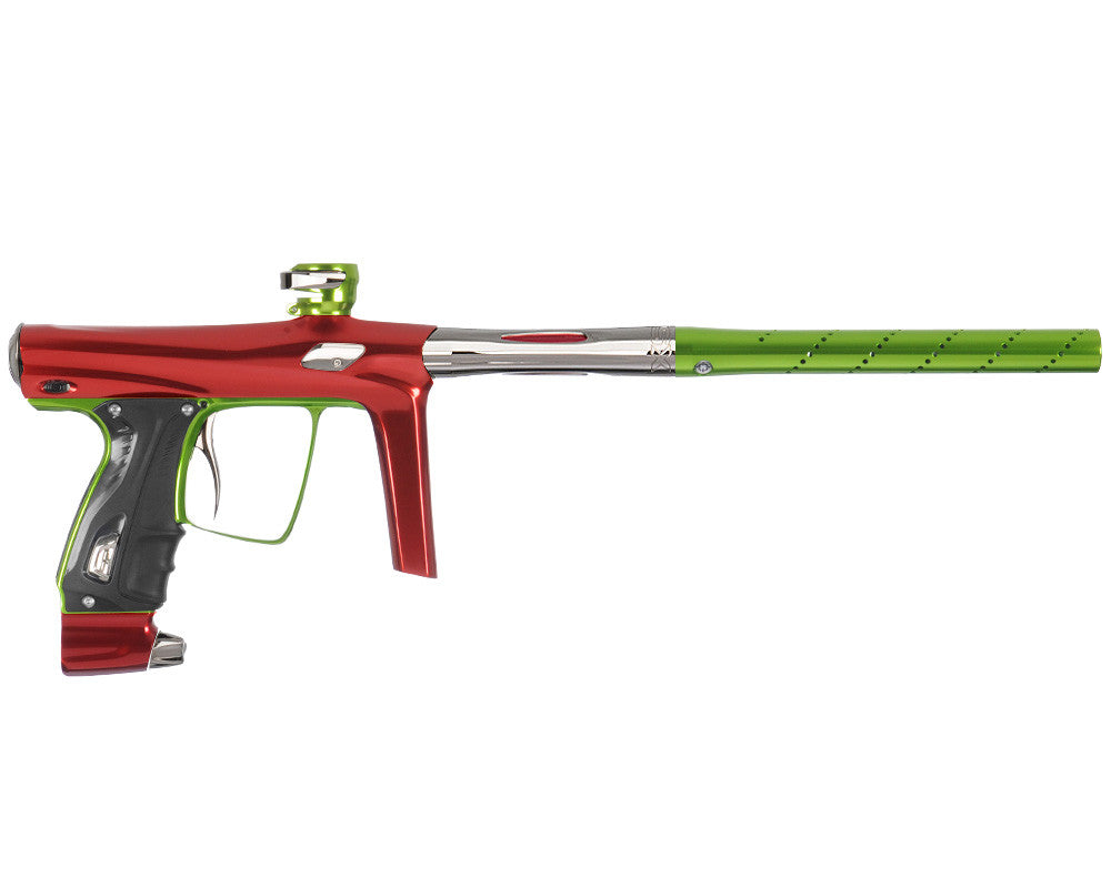 SP Shocker RSX Paintball Gun - Red/Green/T-800