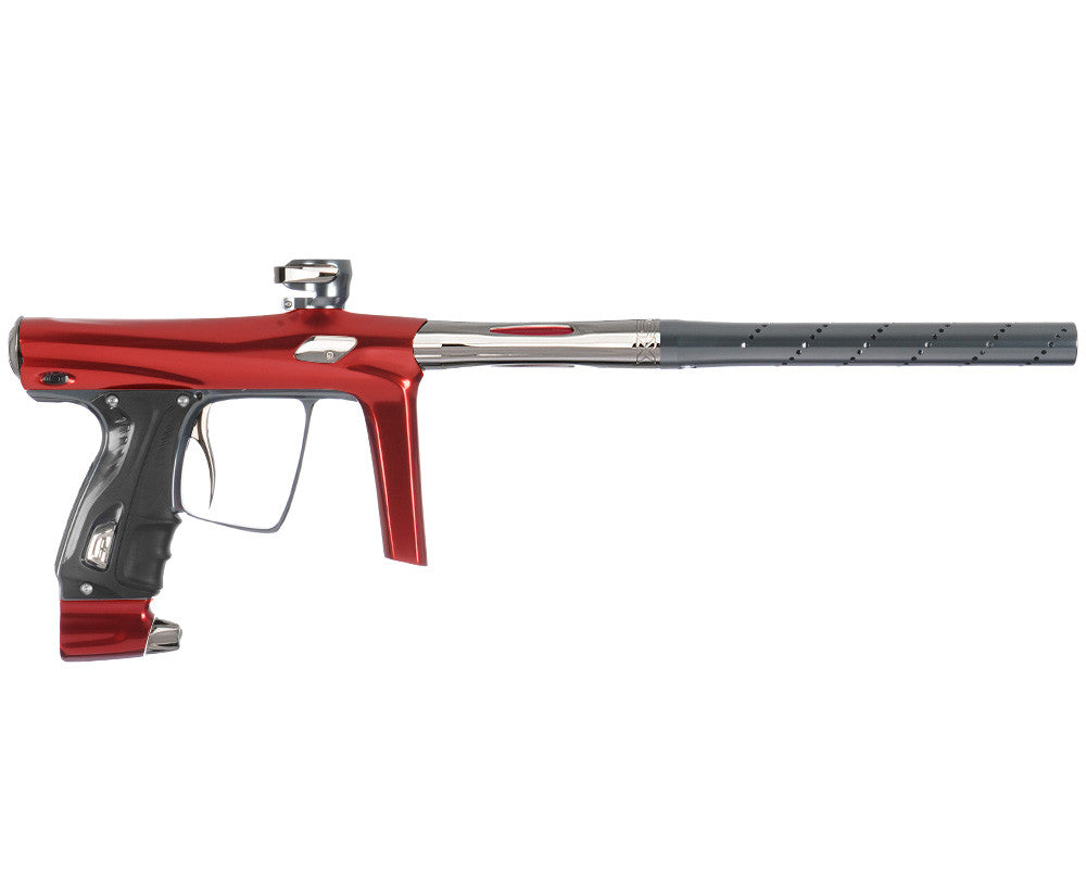 SP Shocker RSX Paintball Gun - Red/Pewter/T-800