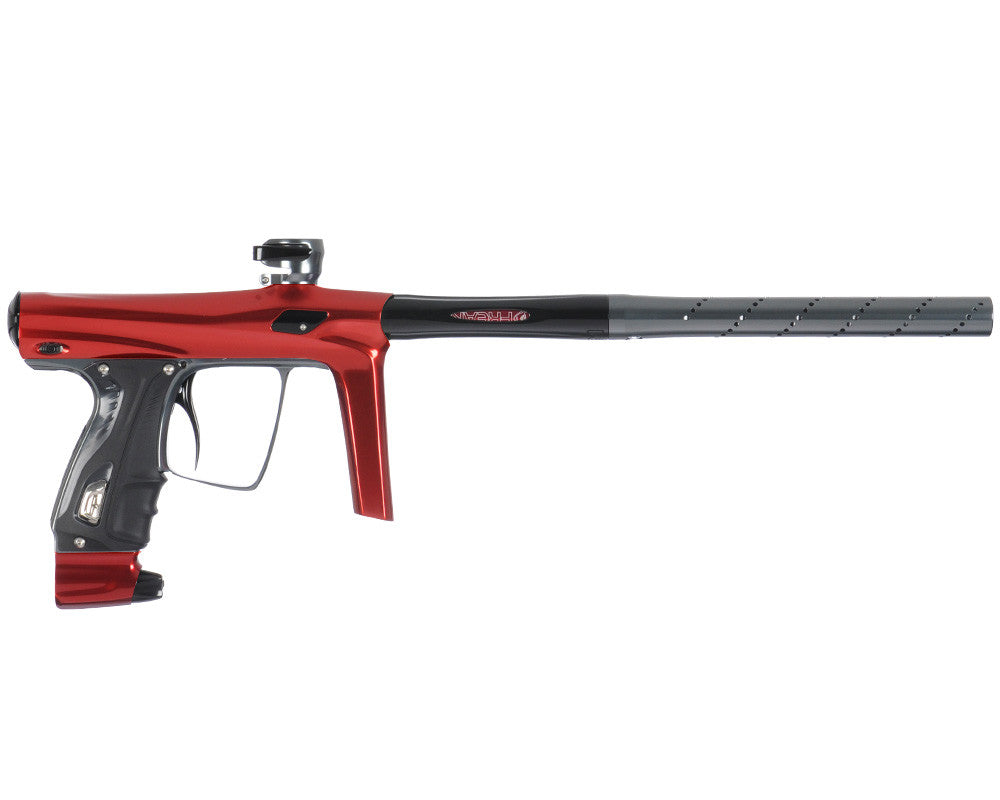 SP Shocker RSX Paintball Gun - Red/Pewter/Black
