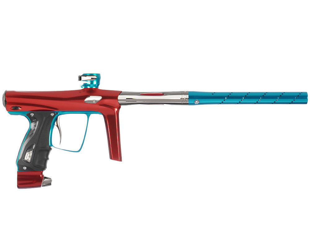 SP Shocker RSX Paintball Gun - Red/Teal/T-800