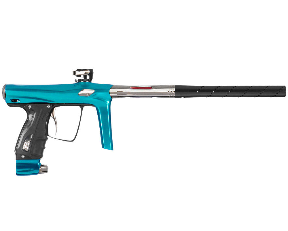 SP Shocker RSX Paintball Gun - Teal/Black/T-800
