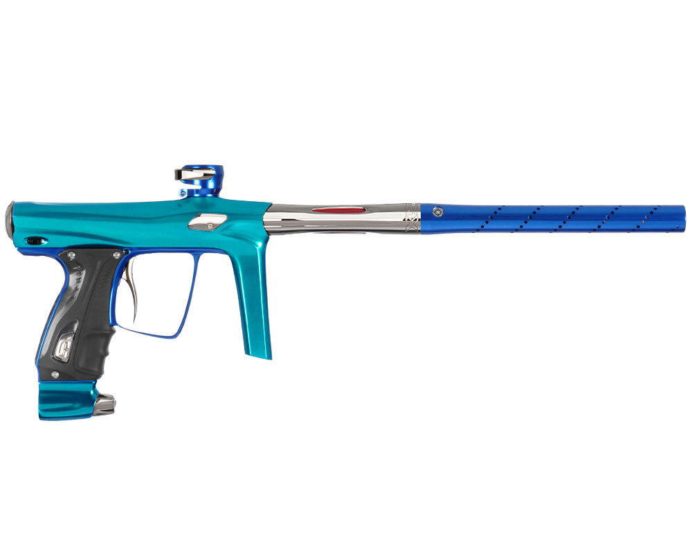 SP Shocker RSX Paintball Gun - Teal/Blue/T-800