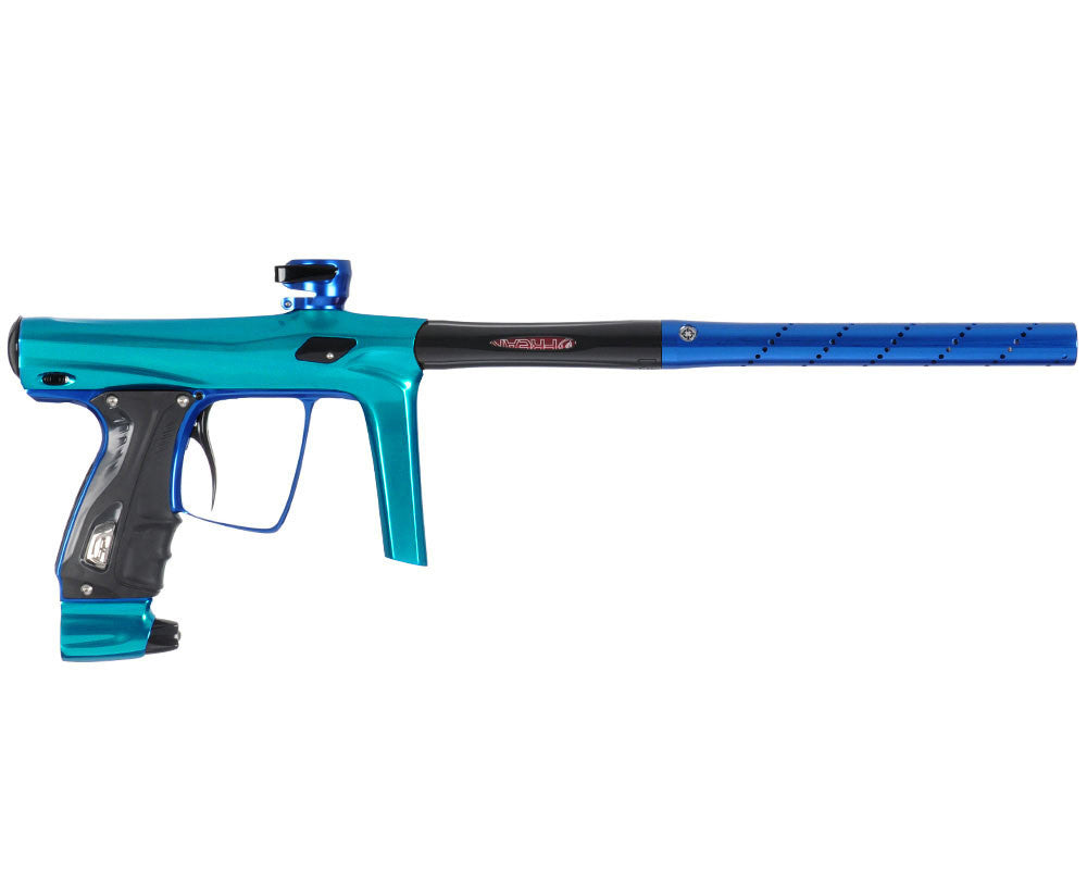 SP Shocker RSX Paintball Gun - Teal/Blue/Black