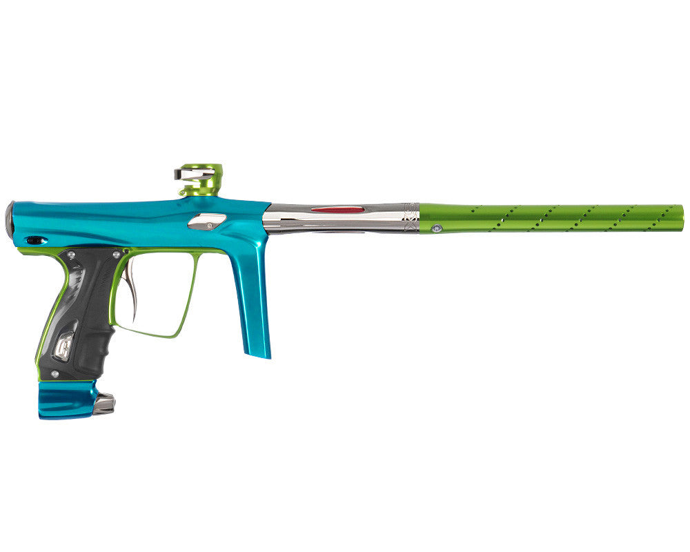 SP Shocker RSX Paintball Gun - Teal/Green/T-800