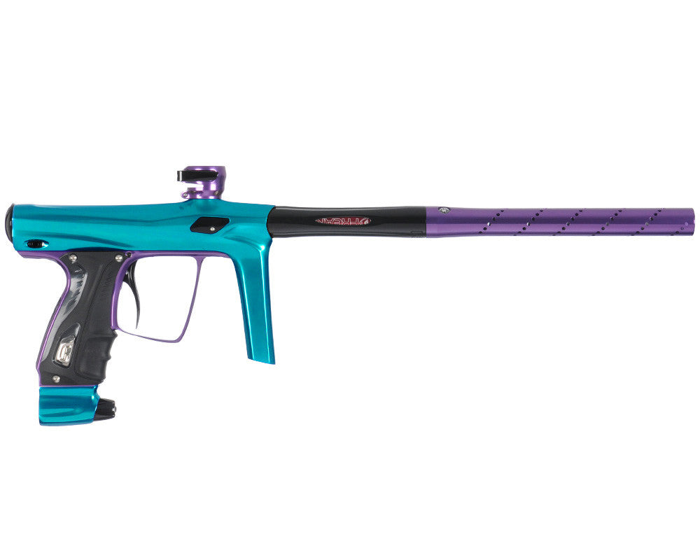 SP Shocker RSX Paintball Gun - Teal/Purple/Black