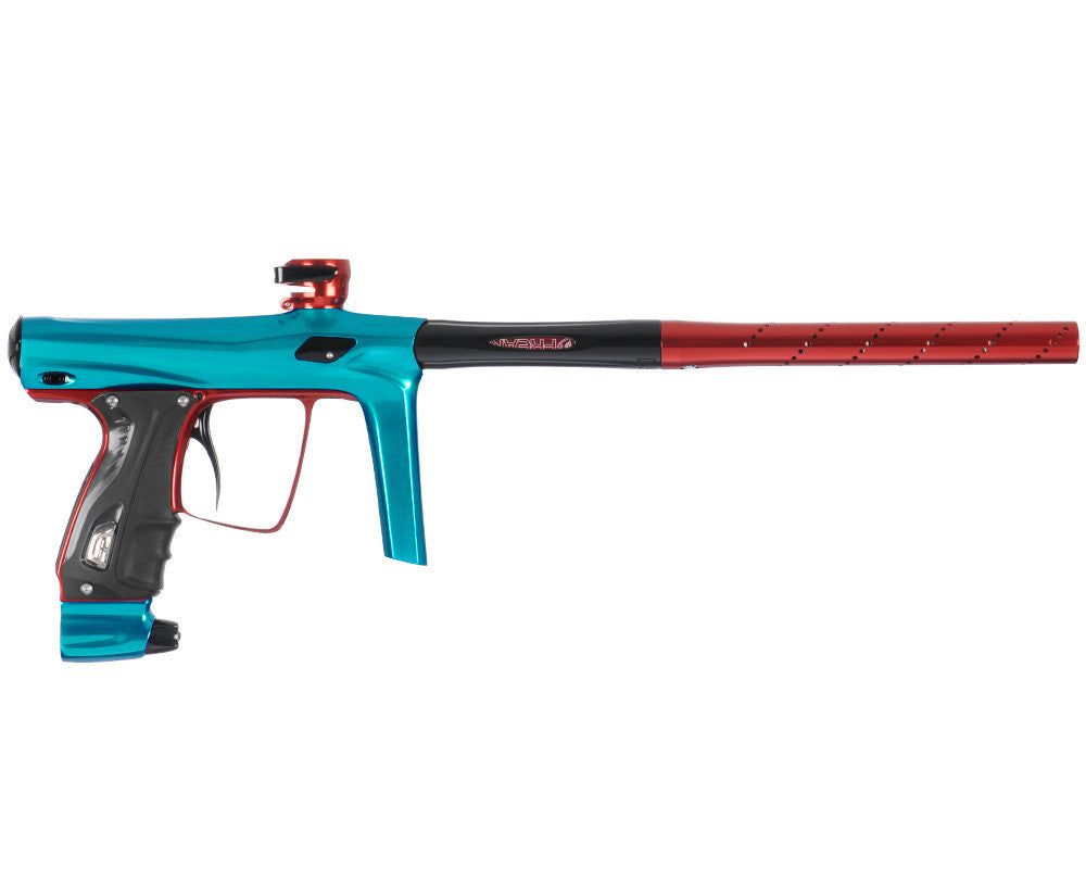 SP Shocker RSX Paintball Gun - Teal/Red/Black