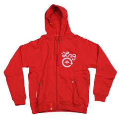 LRG Grass Roots - Red - Men's Sweatshirt