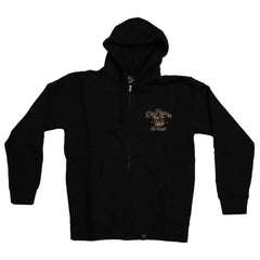 DePalma Knuckler Hoodie - Black - Mens Sweatshirt
