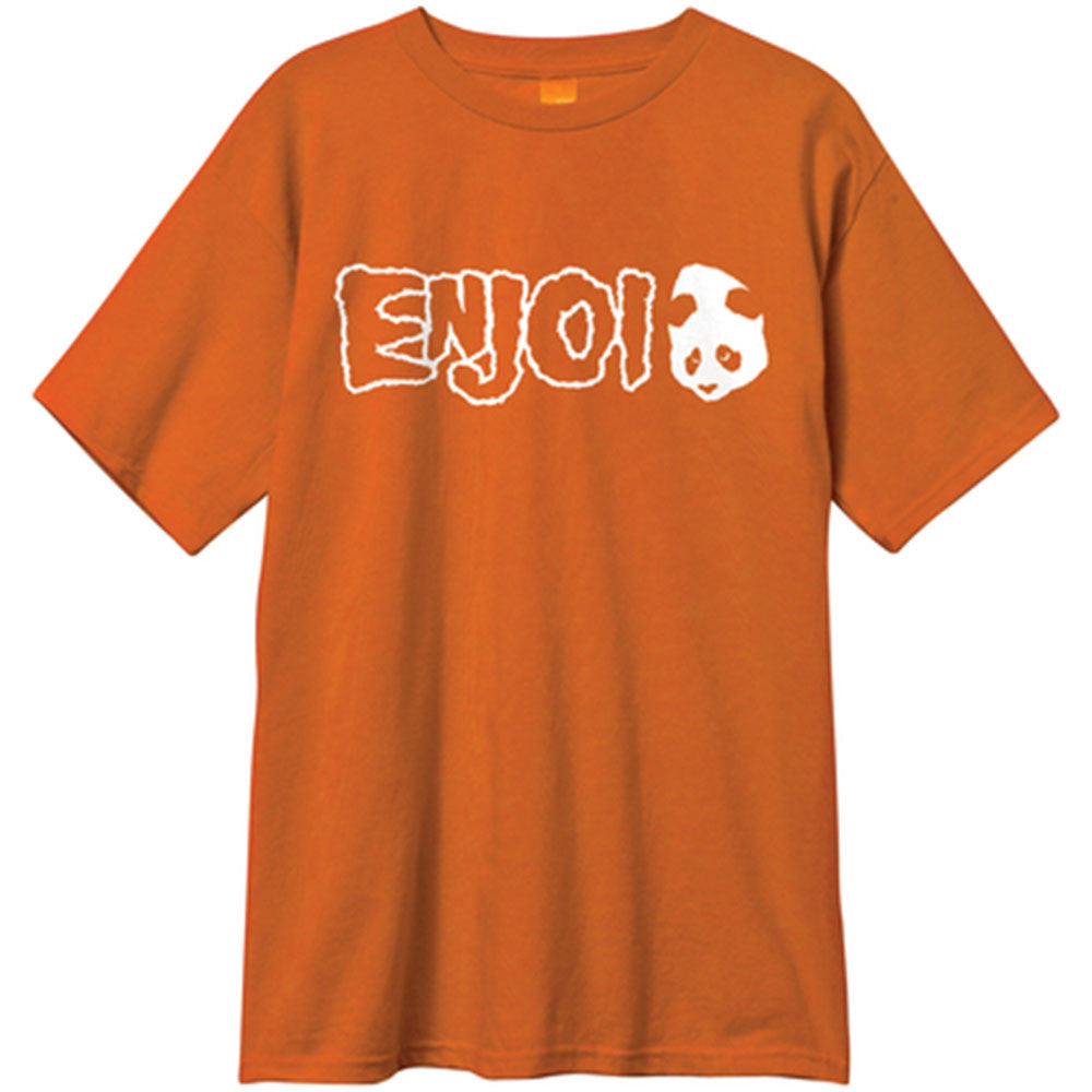 Enjoi Mature Doesn't Fit Premium S/S - Heather Burnt Orange - Men's T-Shirt