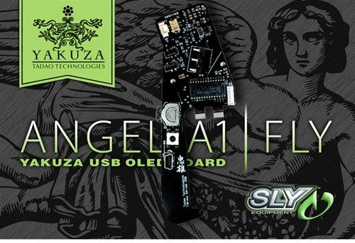 Tadao Sly Yakuza Series USB OLED Angel A1/Fly Board