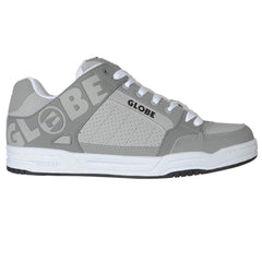 Globe Tilt - Grey/Grey/White - Skateboard Shoes