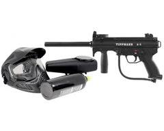 Tippmann A5 Semi Auto Paintball Gun Power Pack