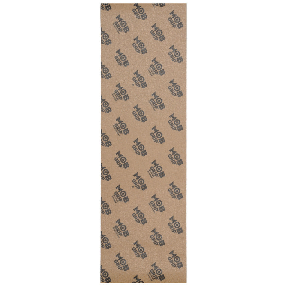 Mob Grip Tape 9in x 33in - Clear - Skateboard Griptape (1 Sheet)
