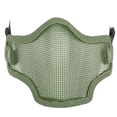 Valken 2G Wire Mesh Tactical Airsoft Mask - Green