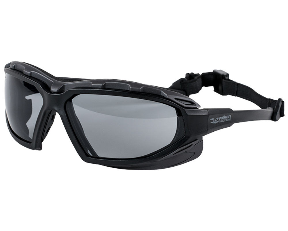 Valken V-Tac Echo Airsoft Goggles - Clear