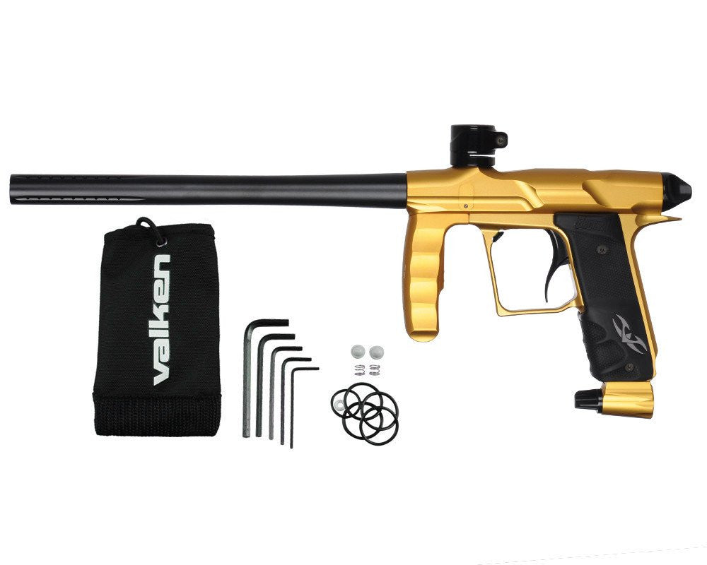 Valken Proton Paintball Gun - Gold/Black