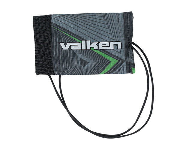2015 Valken Redemption Vexagon Barrel Cover - Neon Green/Grey