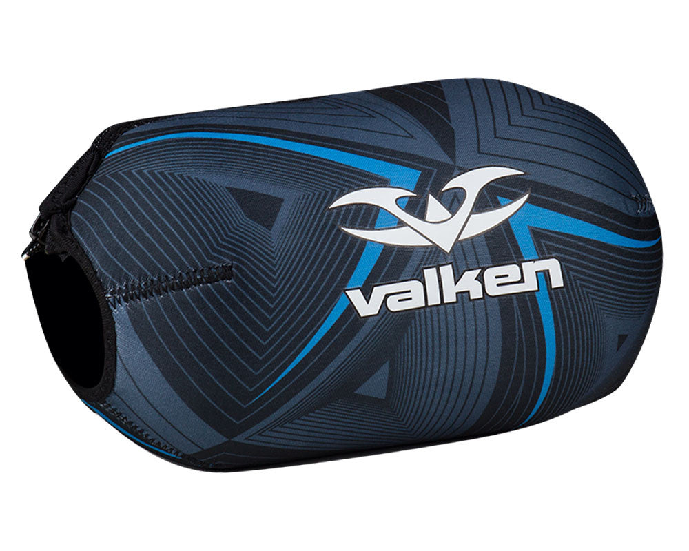 2015 Valken Redemption Vexagon Tank Cover - Navy/Light Blue