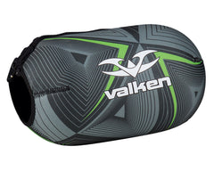 2015 Valken Redemption Vexagon Tank Cover - Neon Green/Grey
