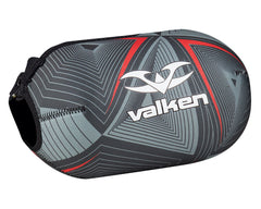 2015 Valken Redemption Vexagon Tank Cover - Red/Grey