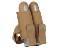 Valken V-Tac 2 Pod Web Belt Paintball Harness - Tan