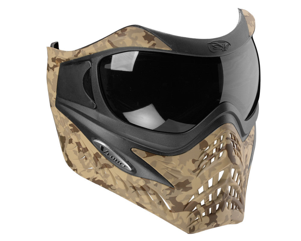 V-Force Grill Paintball Mask - SE Desert