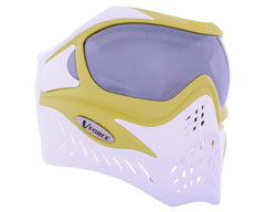 V-Force Grill Paintball Mask - SE Wasabi/White