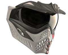 V-Force Grill Paintball Mask - SE GI Logo Charcoal