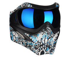 V-Force Grill Paintball Mask - SE Grunge Teal