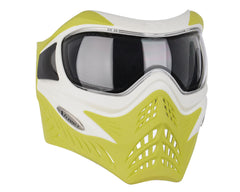 V-Force Grill Paintball Mask - SE White/Lime