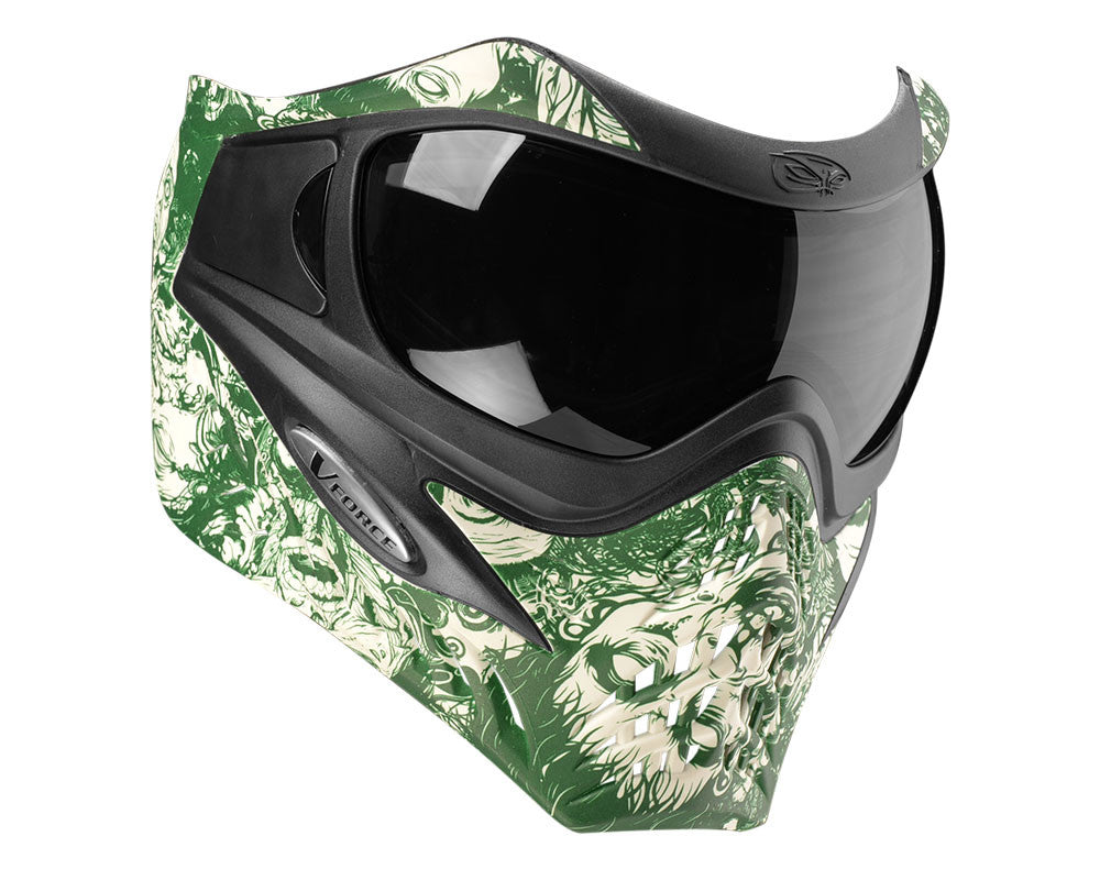 V-Force Grill Paintball Mask - SE Zombie