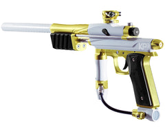 Azodin KP3 Kaos Pump Paintball Gun - White/Gold