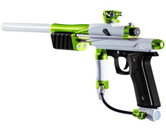 Azodin KP3 Kaos Pump Paintball Gun - White/Green