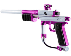 Azodin KP3 Kaos Pump Paintball Gun - White/Purple