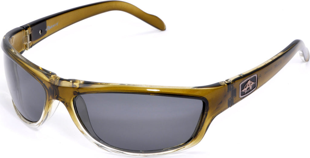 Anarchy Bedlam - Green - Mens Sunglasses