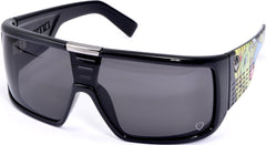 Dragon Domo - Grey - Mens Sunglasses