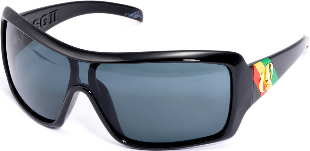 Electric Visual BSG II - Rasta - Mens Sunglasses