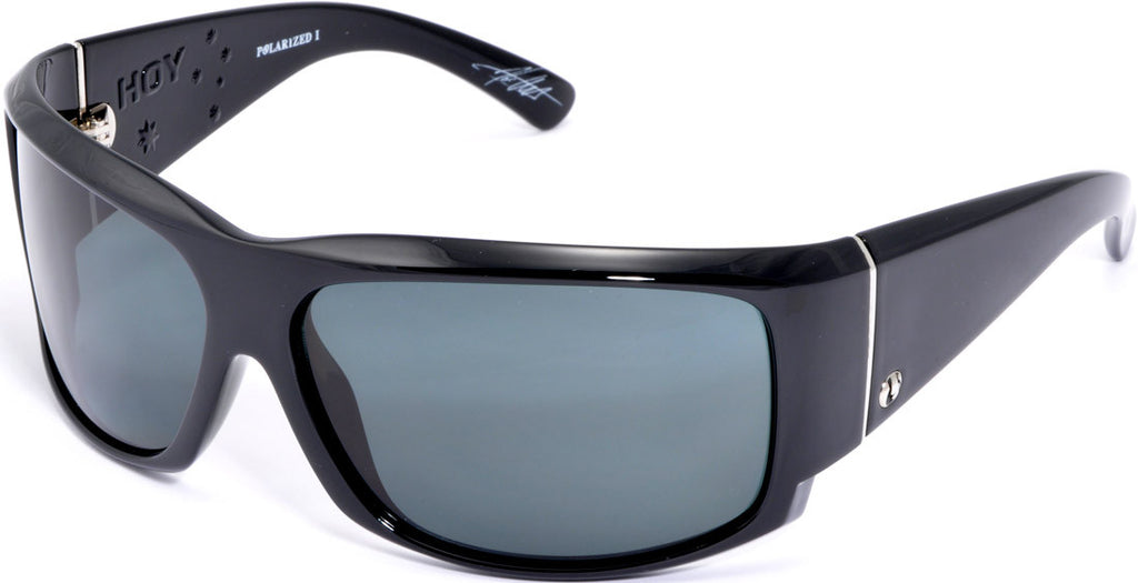 Electric Visual Hoy - Black - Mens Sunglasses